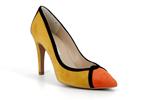 f3656  orange jaune noir - Photo
